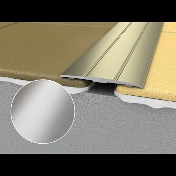 WRG1 1800mm Flat Adhesive Profile P1 Silver
