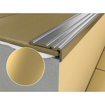 Wrg3 1800mm Edge Adhesive Profile P2 Gold