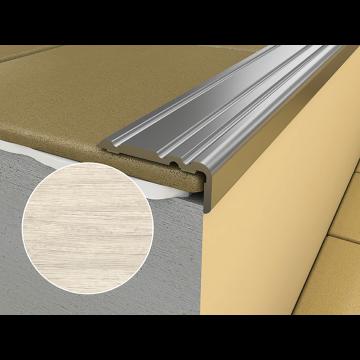 Wrg3 1800mm Edge Adhesive Profile P6 Bright Oak