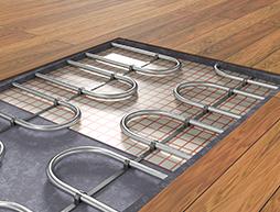 Will the floor work with underfloor heating?