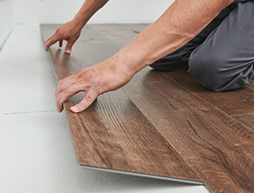 What should I consider when choosing a floor?